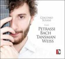 Giacomo Susani Plays - CD Audio di Goffredo Petrassi