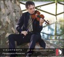 Le Violon Harmonique - CD Audio di Henri Vieuxtemps