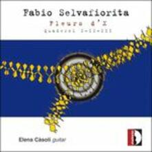 Fleurs D'x - CD Audio di Fabio Selvafiorita