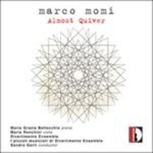Almost Quiver - CD Audio di Marco Momi