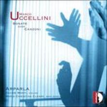 Sonate Over Canzoni - CD Audio di Marco Uccellini