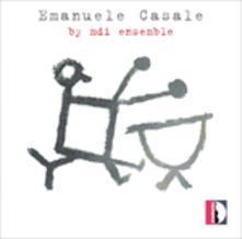 By MDI Ensemble - CD Audio di Emanuele Casale,MDI