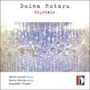Crystals - CD Audio di Doina Rotaru