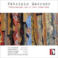 Conversazioni con le cose senza nome - CD Audio di Patrizio Marrone