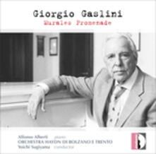 Murales Promenade - CD Audio di Giorgio Gaslini