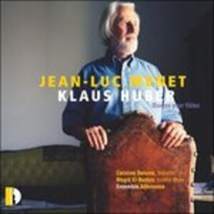 Opere per flauto - CD Audio di Klaus Huber