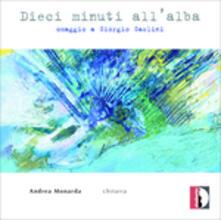Dieci minuti all'alba - CD Audio di Giorgio Gaslini