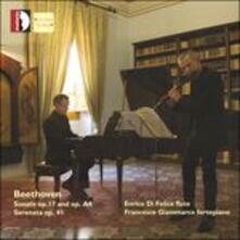 Sonate - Serenata - CD Audio di Ludwig van Beethoven
