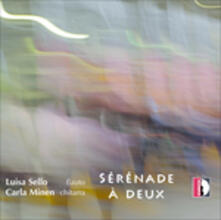 Sérénade à deux - CD Audio di Willy Burkhard