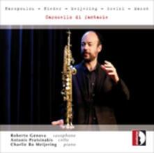 Carosello di fantasie - CD Audio di Aspasia Nasopoulou