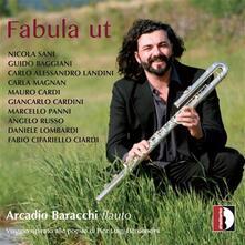 Fabula ut - CD Audio di Nicola Sani,Arcadio Baracchi