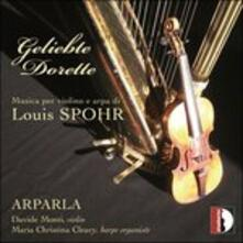 Musica per violino e arpa - CD Audio di Louis Spohr,Maria Christina Cleary,Davide Monti