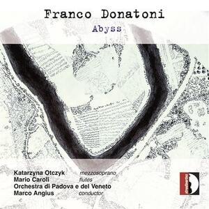 Abyss - CD Audio di Franco Donatoni,Katarzyna Otczyk