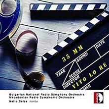 35 mm. - CD Audio di Nello Salza,Vito Lo Re