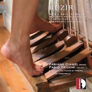 Ruzir - CD Audio di Giovanni Battista Ferrini,Fabio Tricomi,Fabiana Ciampi