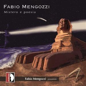 Mistero e poesia - CD Audio di Fabio Mengozzi