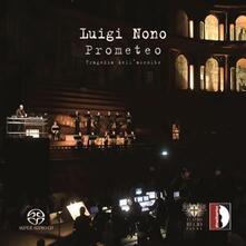 Prometeo. Tragedia dell'ascolto - SuperAudio CD di Luigi Nono