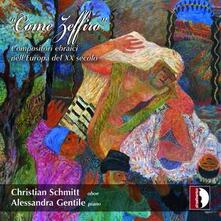 Come Zeffiro - CD Audio di Christian Schmitt,Hans Gal