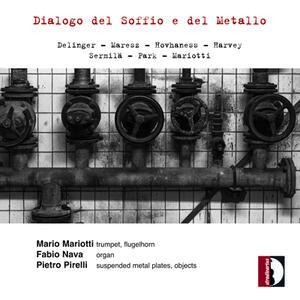 Dialogo del soffio e del metallo - CD Audio di Pietro Pirelli