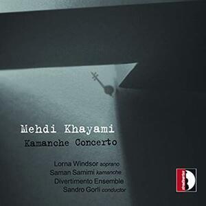 Kamanche Concerto - CD Audio di Mehdi Khayami