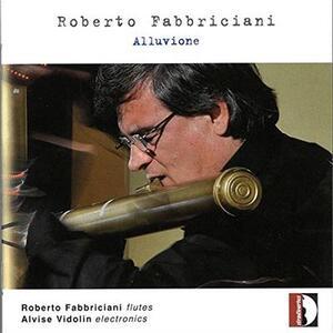 Alluvione - CD Audio di Roberto Fabbriciani