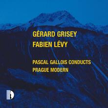 Gérard Grisey - Fabien Lévy - CD Audio di Gérard Grisey