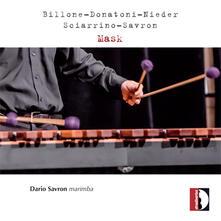 Mask - CD Audio di Fabio Nieder