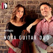 Sortilegios - CD Audio di Manuel De Falla,Nova Guitar Duo