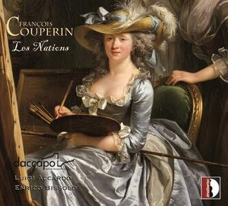 Les Nations - CD Audio di François Couperin