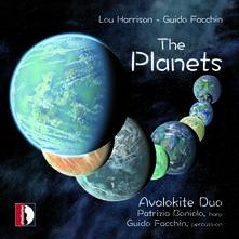 Music for Harp - CD Audio di Lou Harrison,Avalokite Duo
