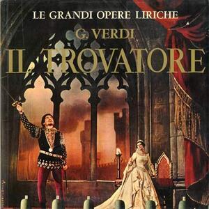 Trovatore - Vinile 10'' di Giuseppe Verdi