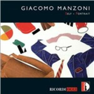 Musica notturna - CD Audio di Giacomo Manzoni