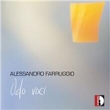 Odo voci - CD Audio di Rino Farruggio