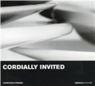 Cordially Invited - CD Audio di Francesco Novara