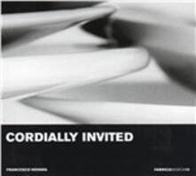 Cordially Invited - CD Audio di Francesco Novara