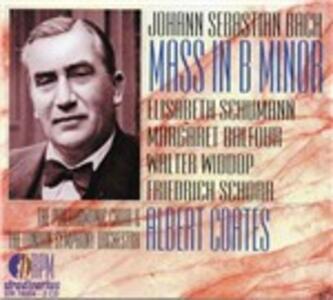 Messa in Si minore - CD Audio di Johann Sebastian Bach,Albert Coates,London Symphony Orchestra