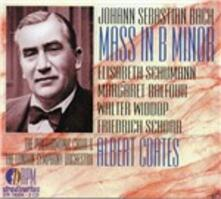 Messa in Si minore - CD Audio di Johann Sebastian Bach,Albert Coates,London Symphony Orchestra
