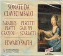 Sonate da clavicembalo - CD Audio di Pietro Domenico Paradisi