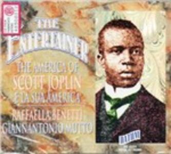 The Entertainer - CD Audio di Scott Joplin