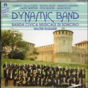 Dinamic Band - CD Audio di Gustav Holst
