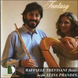 Cinque pezzi facili per flauto e arpa - CD Audio di Nino Rota