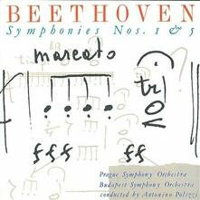 Sinfonia n.1 Op.21 in Do - CD Audio di Ludwig van Beethoven