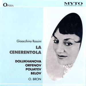 Cenerentola - CD Audio di Gioachino Rossini,Zara Dolukhanova