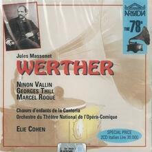 Werther - CD Audio di Jules Massenet