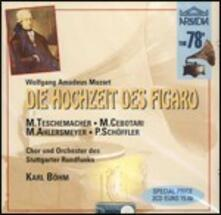 Le nozze di Figaro - CD Audio di Wolfgang Amadeus Mozart,Karl Böhm