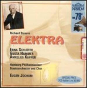Elektra - CD Audio di Richard Strauss,Eugen Jochum