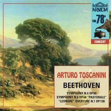 Sinfonia n.4 - CD Audio di Ludwig van Beethoven,Arturo Toscanini