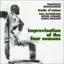 Improvisations 4 Seasons - CD Audio di Francesco Branciamore