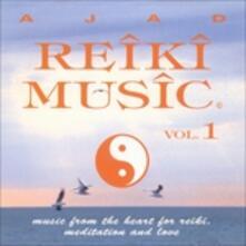 Reiki Music 1 - CD Audio di Ajad