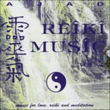Reiki Music 2 - CD Audio di Ajad